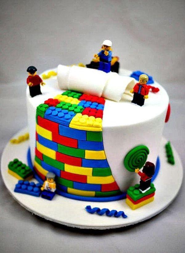Geburtstagstorte Kaufen  Die besten 17 Ideen zu Lego Torte auf Pinterest