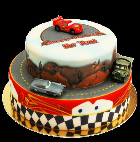 Geburtstagstorte Kaufen  Cars Torte line Kaufen Geburtstagstorten