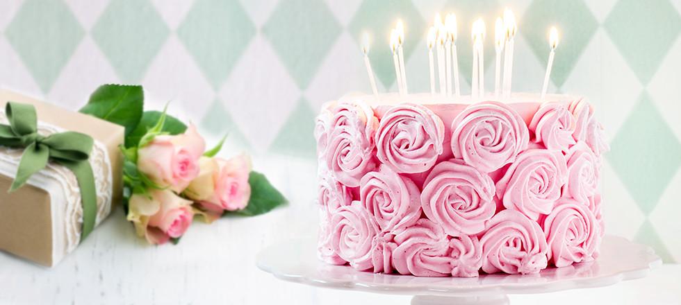 Geburtstagstorte Kaufen  Kuchen für Geburtstag & Torte zum Geburtstag von C&W