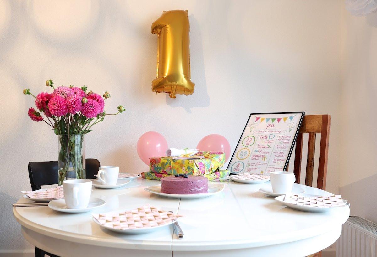 Geburtstagstorte Kaufen  Geburtstagstorte zum ersten Geburtstag – Kuchen Rezept