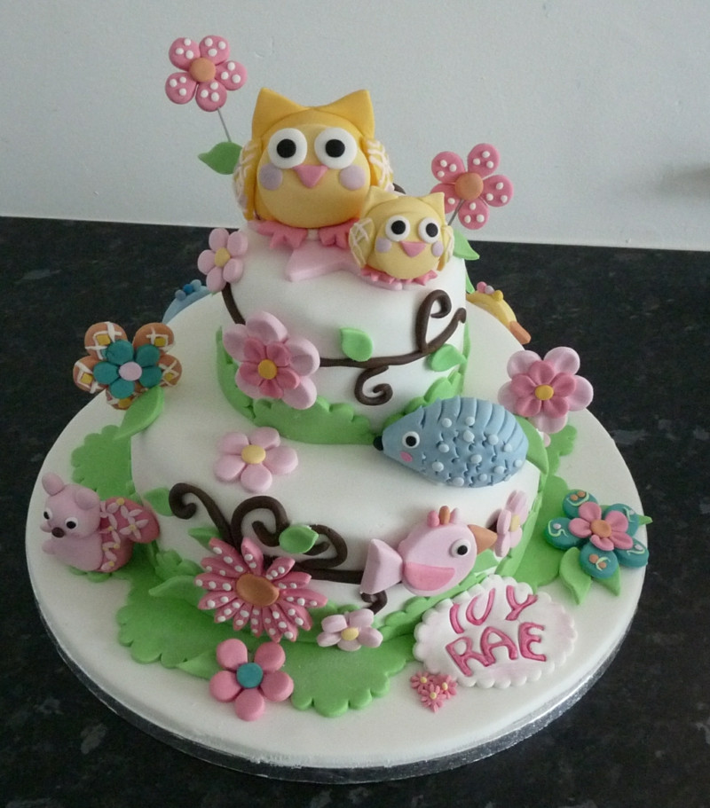 Geburtstagstorte Kind  Kinder Geburtstagstorten 80 entzückende Ideen