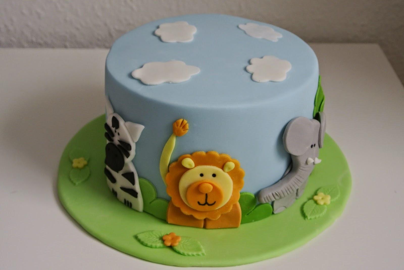 Geburtstagstorte Kinder Junge  Geburtstagstorte für 1 Geburtstag