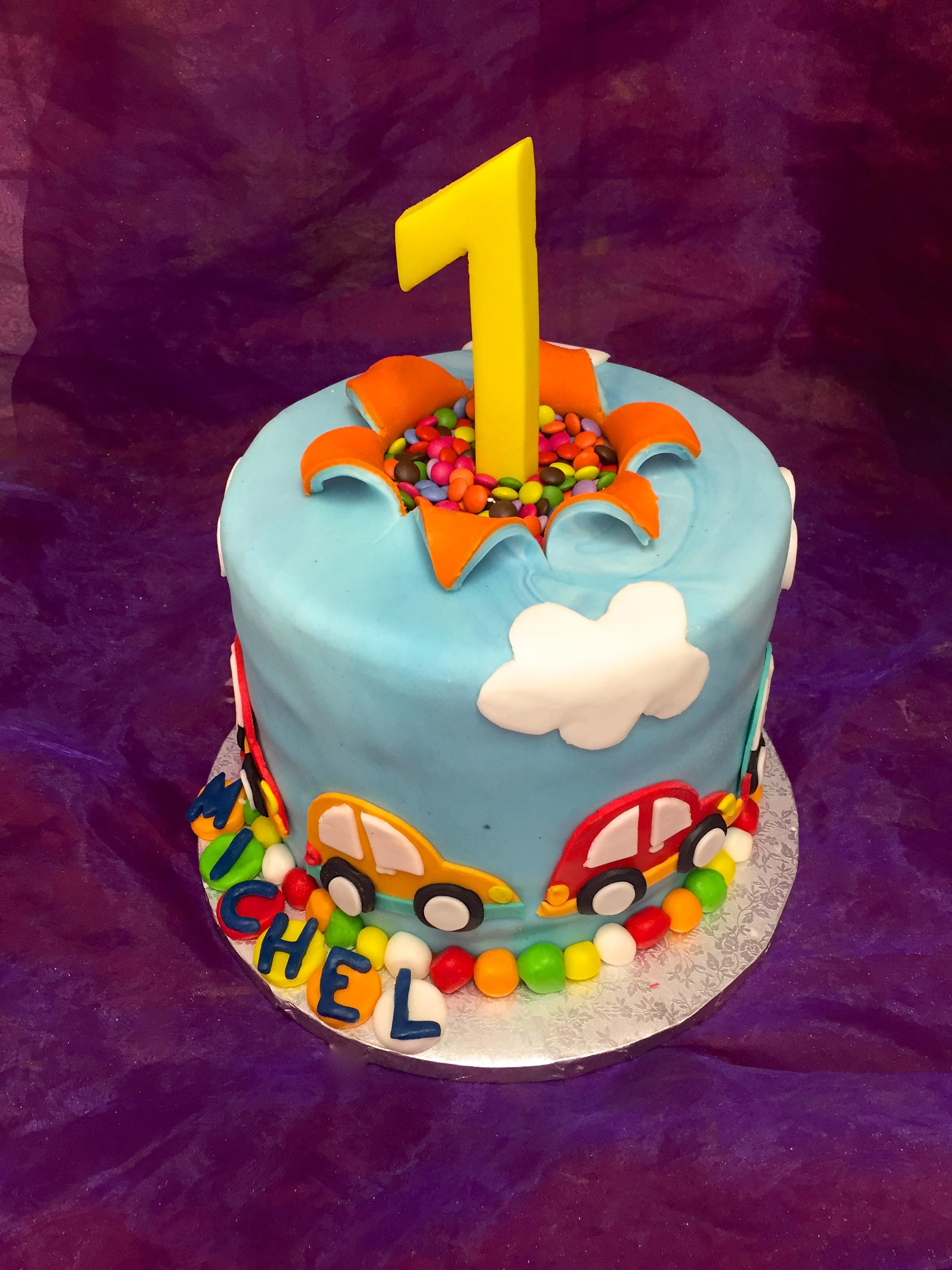 Geburtstagstorte Kinder Junge  Tolle Torten zum Kindergeburtstag