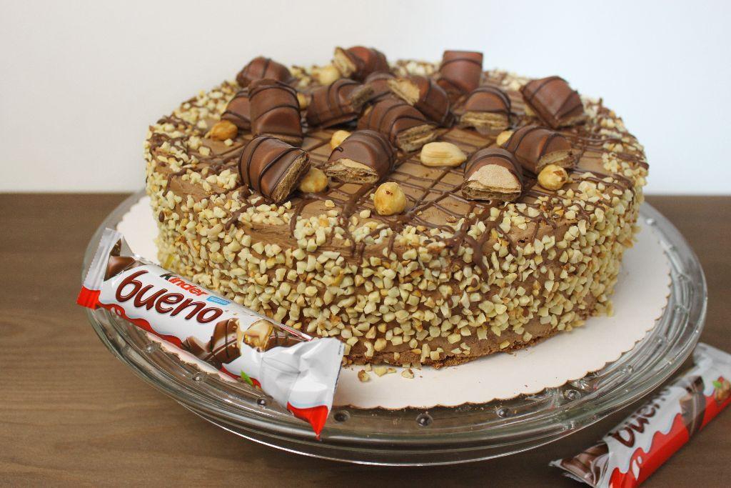 Geburtstagstorte Rezept Mit Bild  Kinder Kuchen Rezept Geburtstagstorte