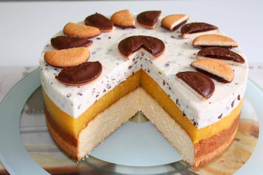 Geburtstagstorte Rezept Mit Bild  Tropical Thunder Torte Rezept