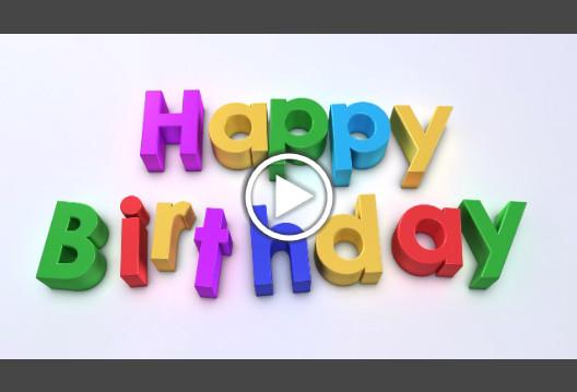 Geburtstagswünsche 18  Schönes Geburtstagsvideo Geburtstagswünsche