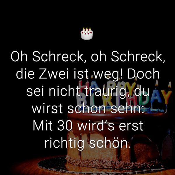 Geburtstagswünsche 30 Jahre  Lustige Geburtstagsbilder Witzige Bilder zum Geburtstag