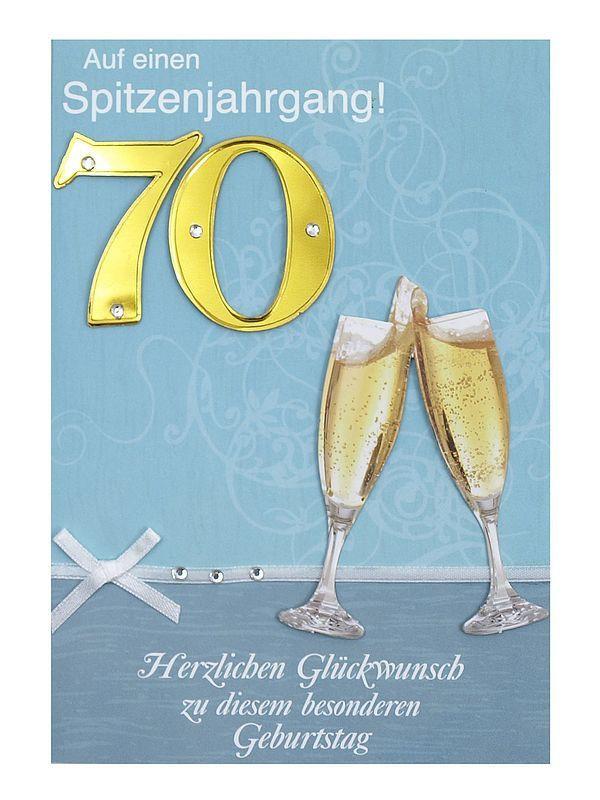 Geburtstagswünsche 70 Jahre  Glückwünsche zum 70 Geburtstag • Geburtstagssprüche 70
