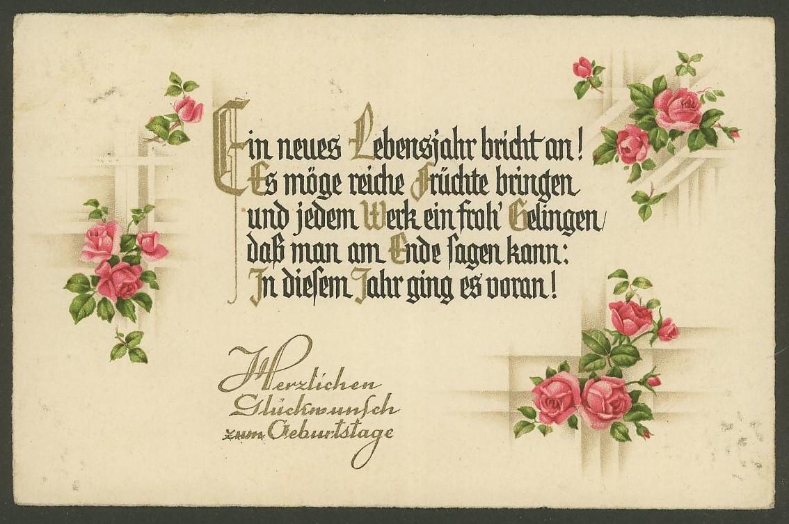 Geburtstagswünsche 80 Geburtstag  PhilaSeiten Geburtstagswünsche