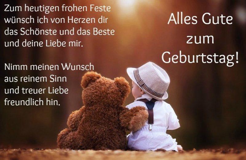 Geburtstagswünsche Bruder Lustig  Die besten Glückwünsche Sprüche und Zitate zum Geburtstag