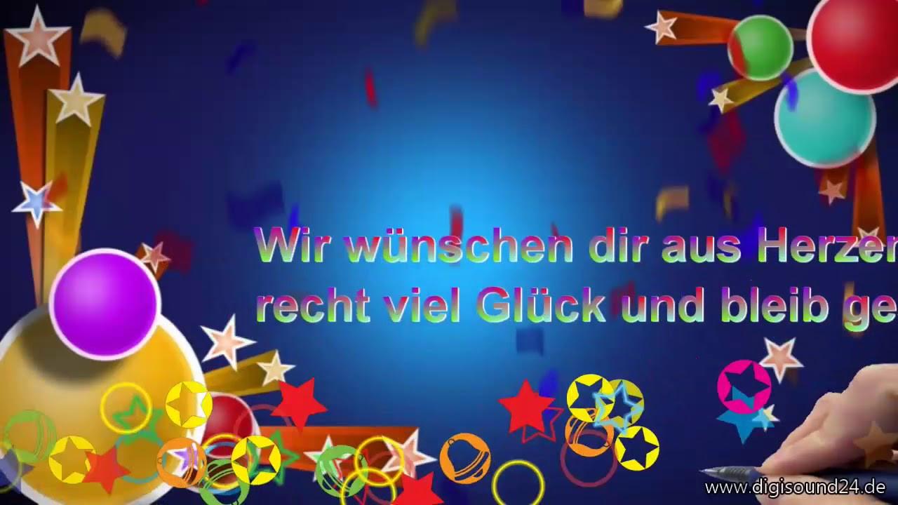 Geburtstagswünsche Facebook  Lustige Geburtstagsgrüße Geburtstagslied