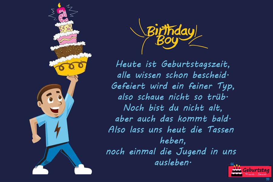 Geburtstagswünsche Für Den Ehemann  Geburtstagswünsche Für Männer