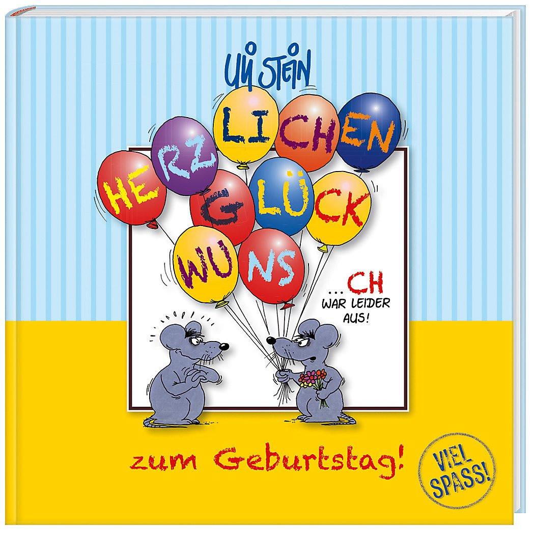 Geburtstagswünsche Für Karte  Herzlichen Glückwunsch zum Geburtstag Buch Weltbild