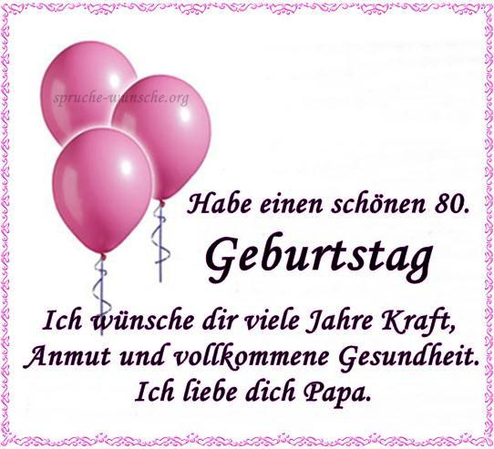 Geburtstagswünsche Für Papa  80 Geburtstagswünsche & Sprüche für Opa Oma Papa Mama