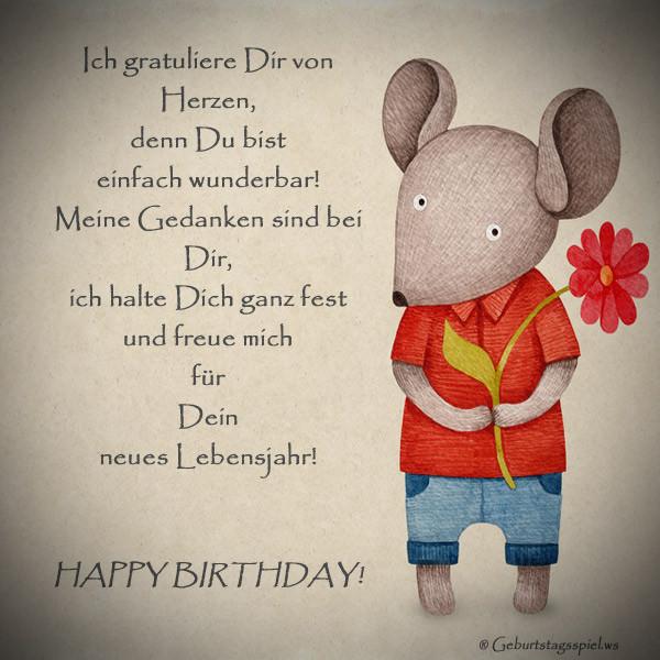 Geburtstagswünsche Für Whatsapp  WhatsApp Geburtstagswünsche und Geburtstagsgrüße Lustig