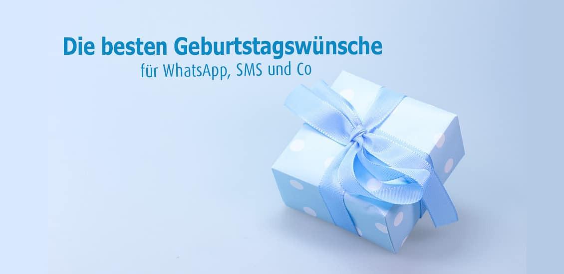 Geburtstagswünsche Für Whatsapp  Die besten Geburtstagswünsche für WhatsApp
