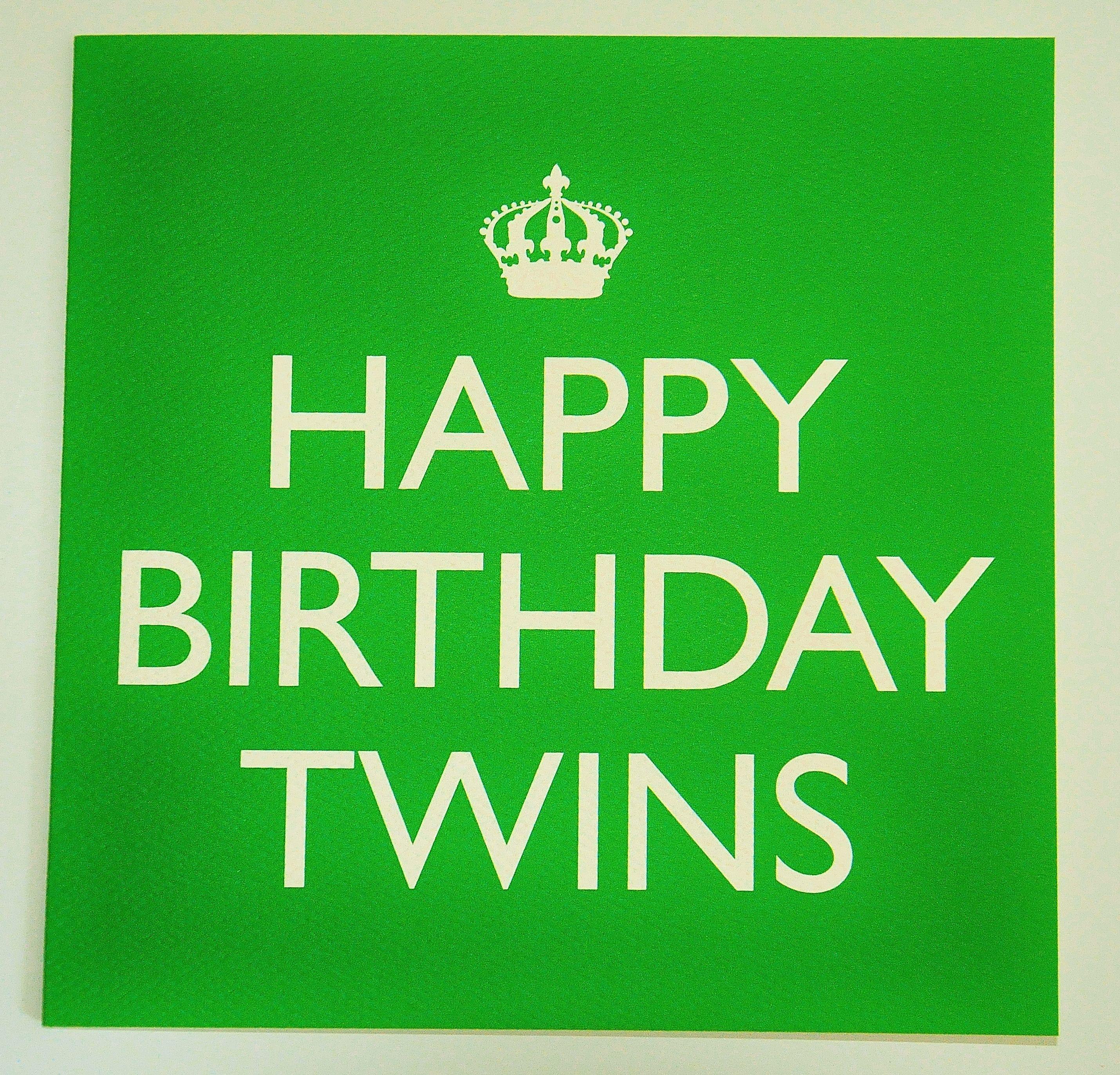 Geburtstagswünsche Für Zwillinge  Lustige Geburtstagswünsche Für Zwillinge droitshumainsfo