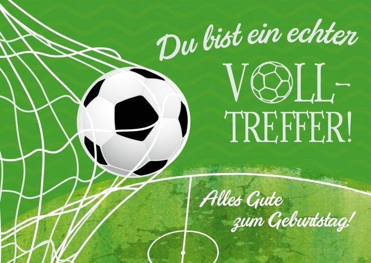 Geburtstagswünsche Fussball  180 besten Geburtstag Bilder auf Pinterest
