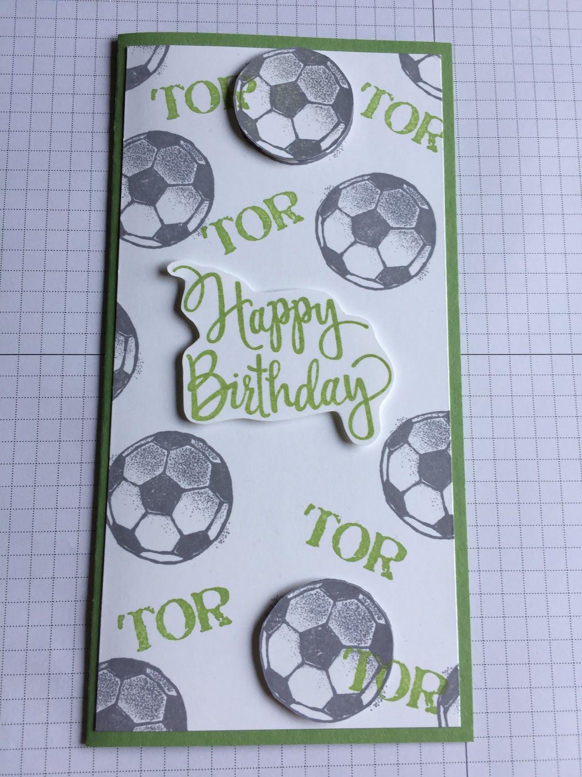 Geburtstagswünsche Fussball  Spruch Geburtstag Fußballspieler