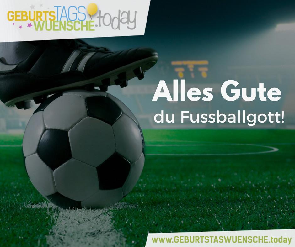 Geburtstagswünsche Fussball  Geburtstagswünsche & Geburtstagsprüche Happy Birthday