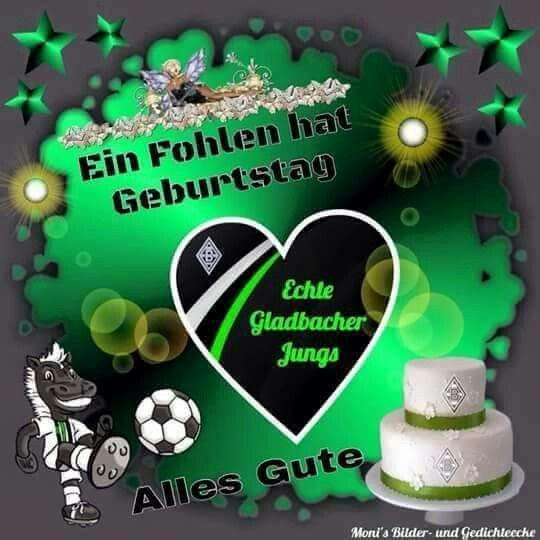 Geburtstagswünsche Fussball  Pin von E Pulliam Jr auf BL Borussia Mönchengladbach