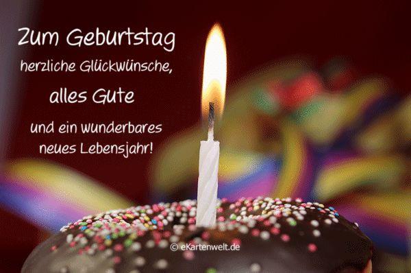 Geburtstagswünsche Gesundheit  Zum Geburtstag alles Gute herzliche Glückwünsche und ein