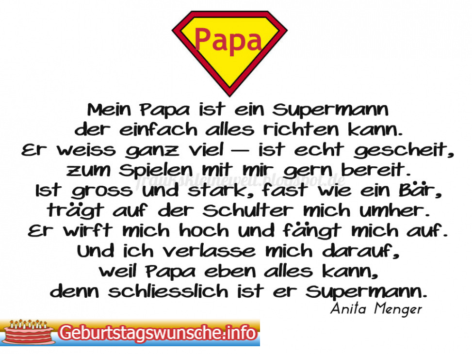Geburtstagswünsche Großeltern An Enkel  Geburtstagsgedicht FüR Papa &VS68