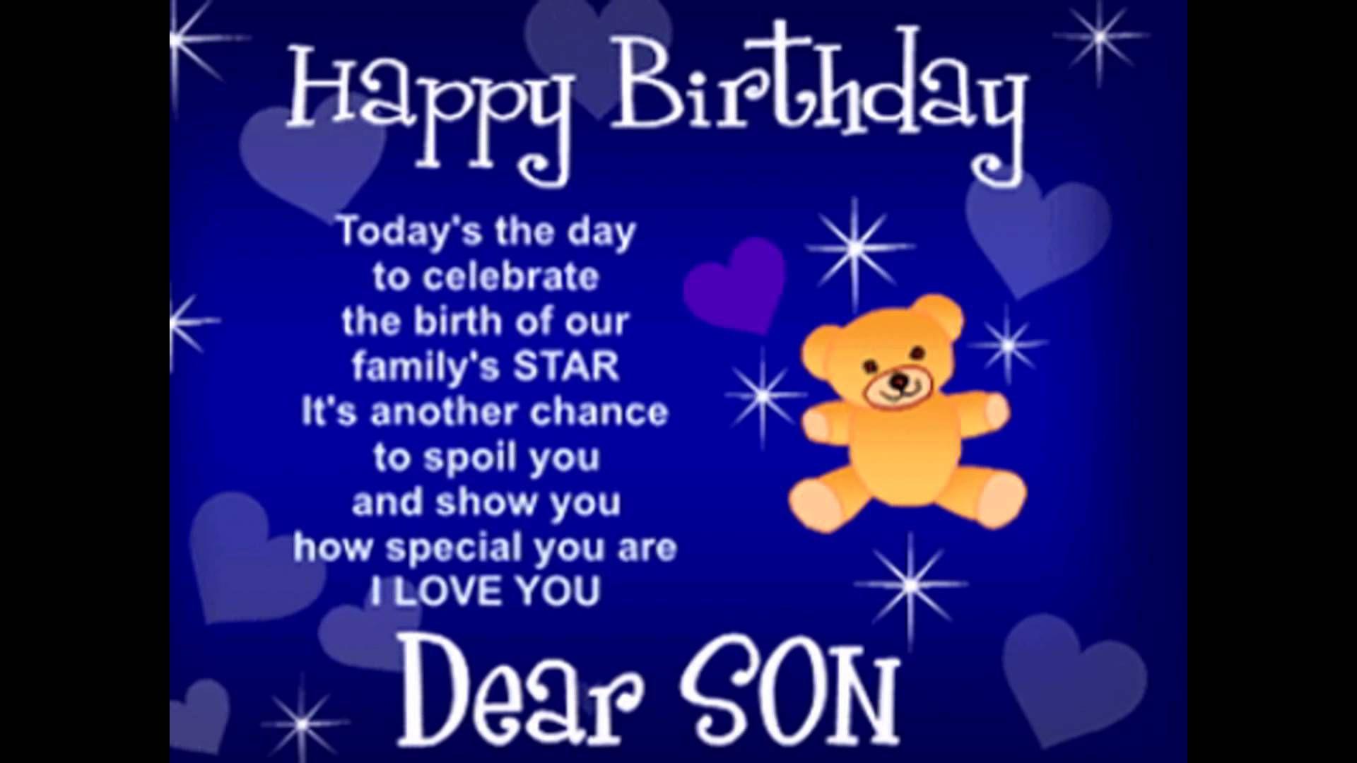 Geburtstagswünsche In Englisch  Alles Liebe Und Gute Englisch