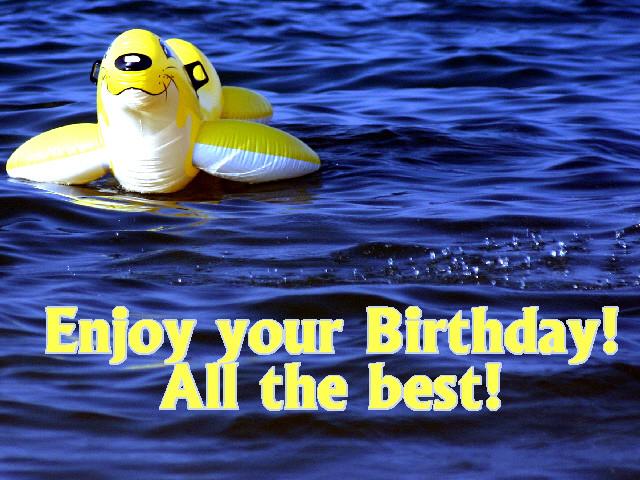 Geburtstagswünsche In Englisch  kostenlose Grusskarte zum Geburtstag selber drucken