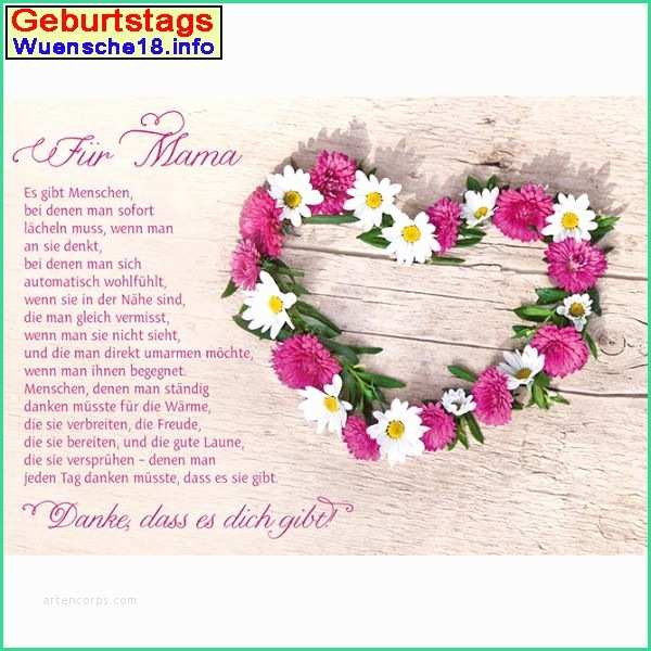 Geburtstagswünsche Mama  Geburtstagswünsche Mama Lustig Niedlich 25