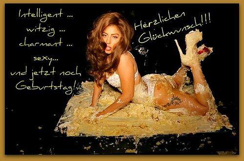 Geburtstagswünsche Nackte Frau  Alles Gute zum Geburtstag