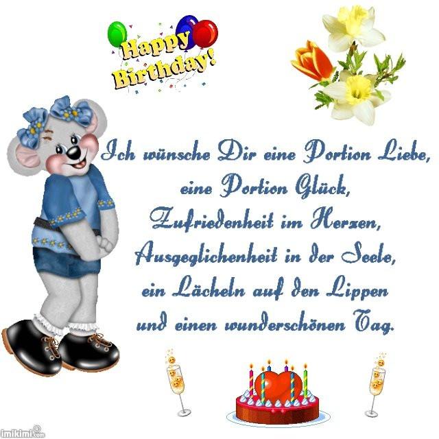 Geburtstagswünsche Oma  Ich Gratuliere Dir Zum Geburtstag Wir