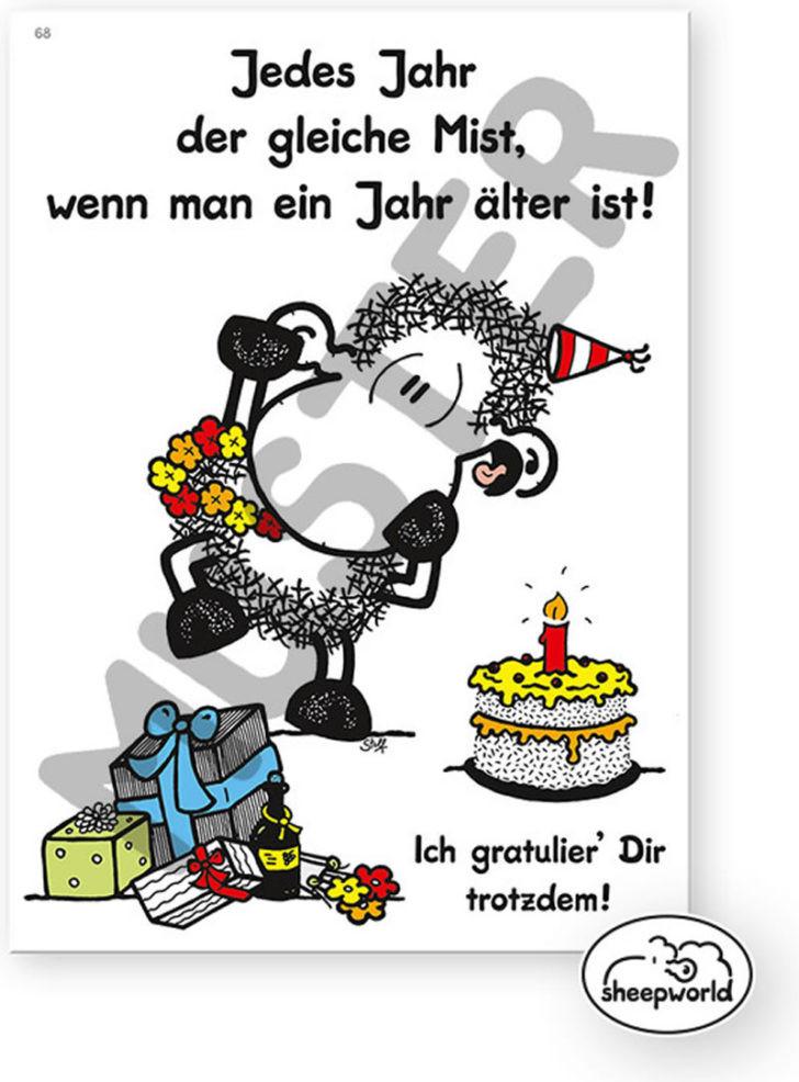 Geburtstagswünsche Sheepworld  Süße Geburtstagsglückwünsche droitshumainsfo