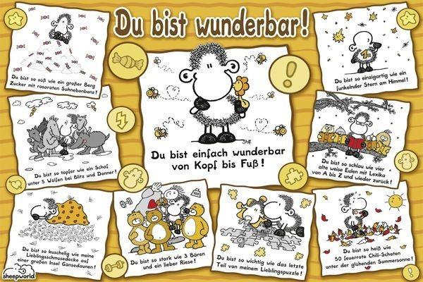 Geburtstagswünsche Sheepworld  Stop Tinnitus Geburtstagsglückwünsche Sheepworld