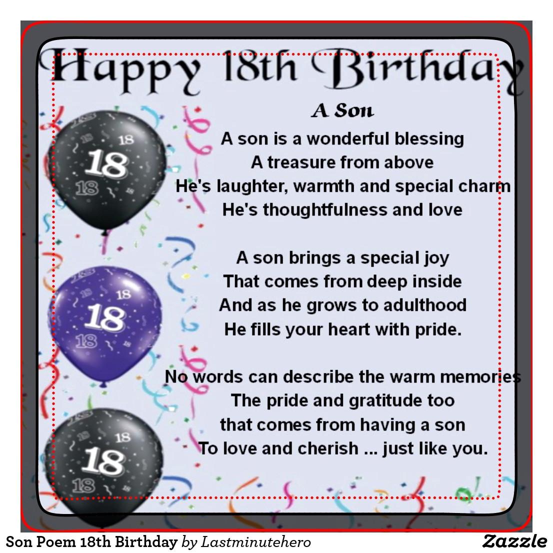 Geburtstagswünsche Sohn  Gedichte Zum Geburtstag Sohn