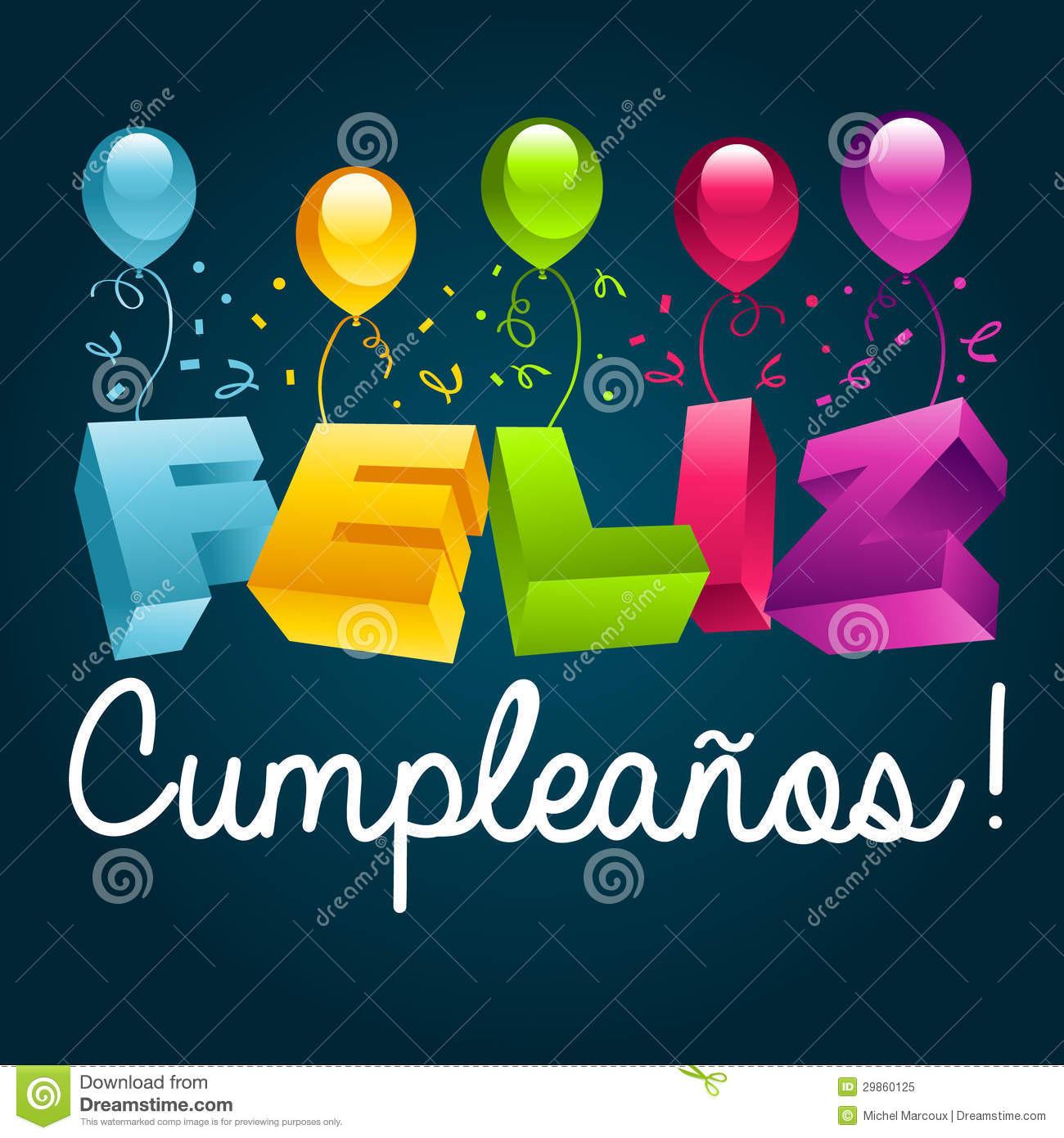 Geburtstagswünsche Spanisch  Zum Geburtstag Auf Spanisch Lustige