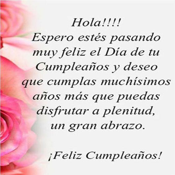 Geburtstagswünsche Spanisch  Die besten 25 Geburtstagswünsche in Spanisch Ideen auf