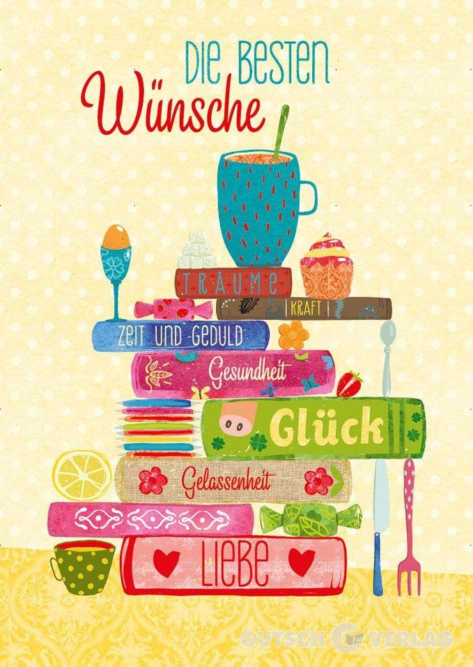 Geburtstagswünsche Steine  PAPELINO Gutsch Verlag Shop …