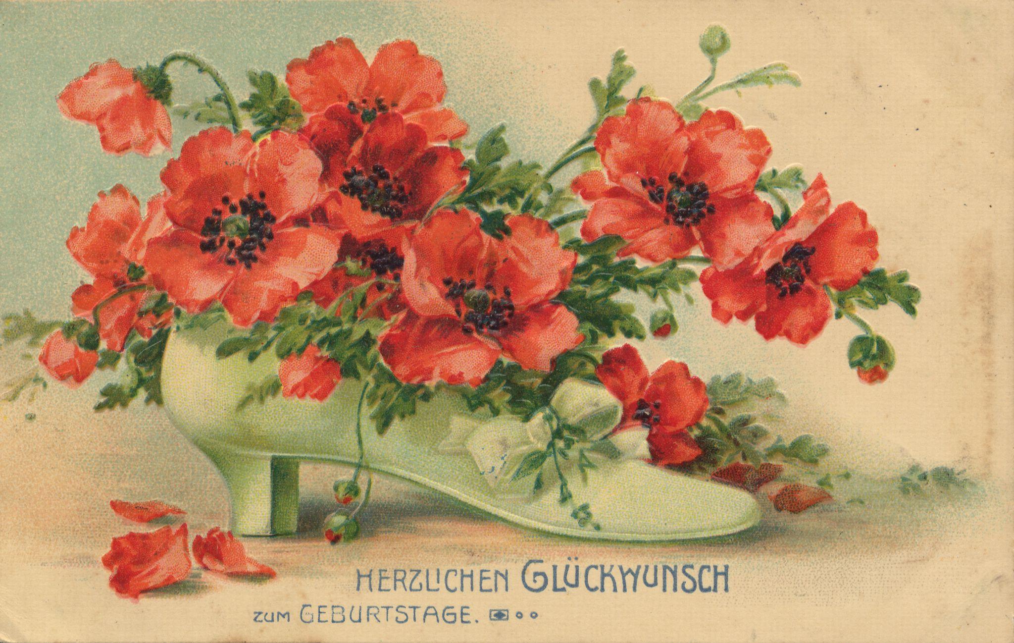 Geburtstagswünsche Türkisch  Geburtstagswünsche Blumen Astrid