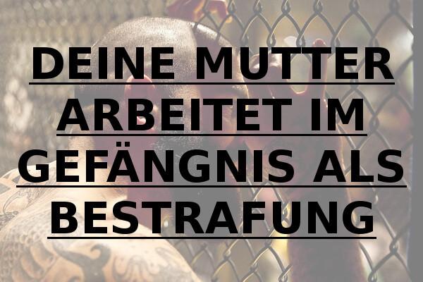 Geburtstagswünsche Versaut  DEINE MUTTER WITZE Mudda Zum Totlachen Kurz