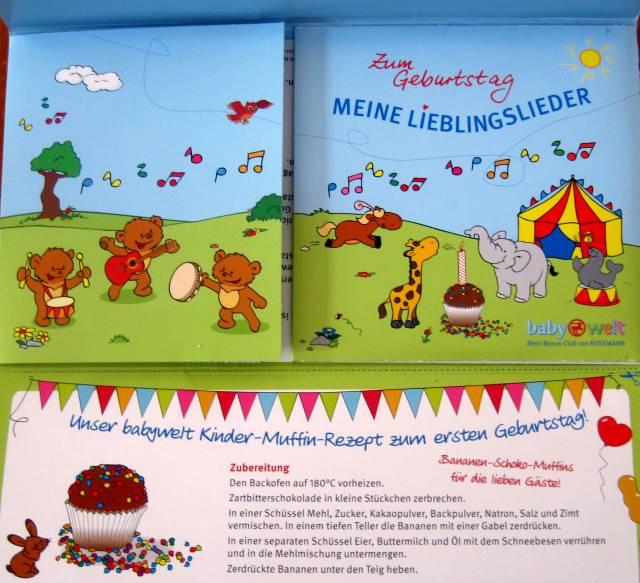 Geburtstagswünsche Zum 1 Geburtstag Von Den Großeltern  Berlinstadtbaby Post von den Babyclubs zum 1 Geburtstag