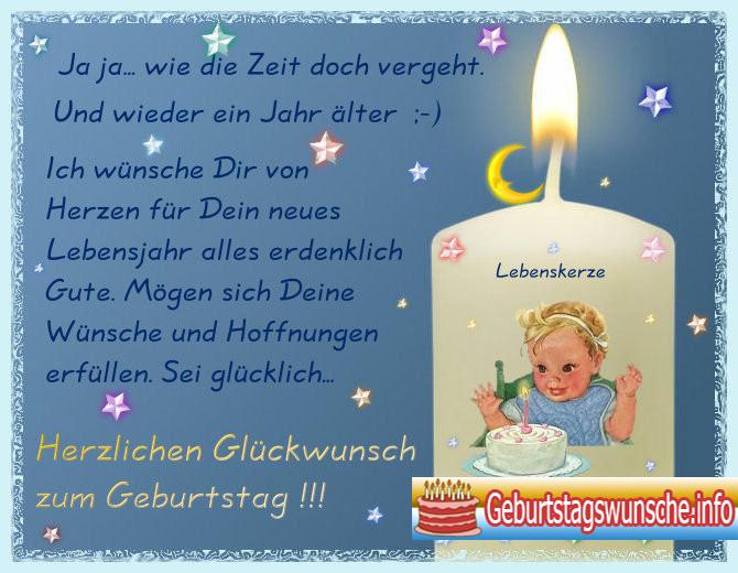 Geburtstagswünsche Zum 1 Geburtstag Von Den Großeltern  Glückwünsche zum 1 Geburtstag Wünsche zum Geburtstag