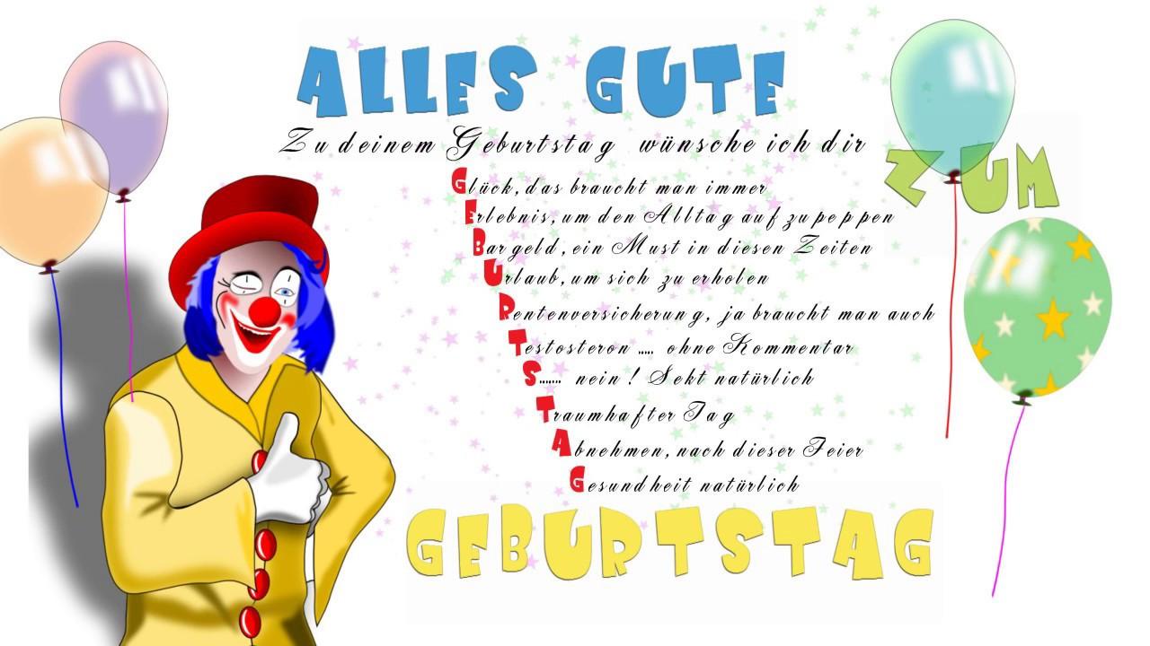 Geburtstagswünsche Zum 18 Lustig  Geburtstagswünsche Lustig – selzey