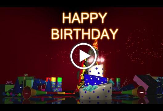 Geburtstagswünsche Zum 18 Lustig  Geburtstagsvideo Alles Jute zum Geburtstag