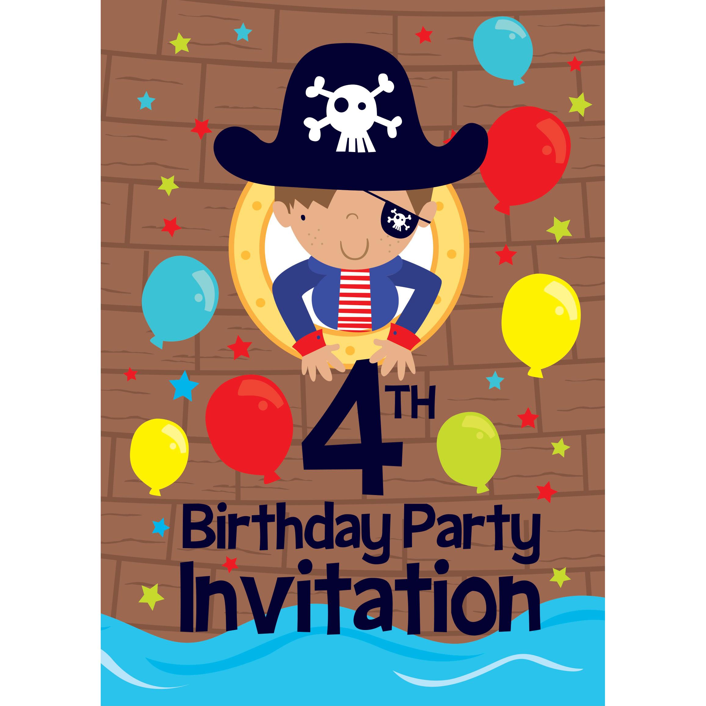 Geburtstagswünsche Zum 4 Geburtstag  Party Deko zum 4 Geburtstag