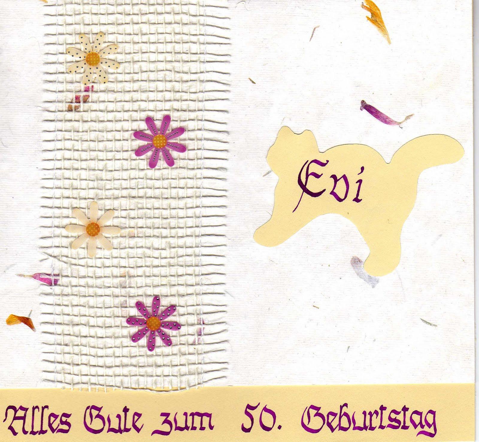 Geburtstagswünsche Zum 55  Christina´s Kalligraphie Geburtstagswünsche