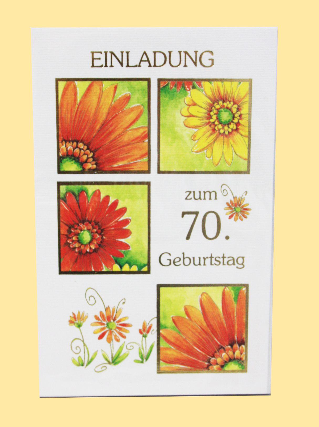 Geburtstagswünsche Zum 70.  einladung geburtstag einladung zum geburtstag text
