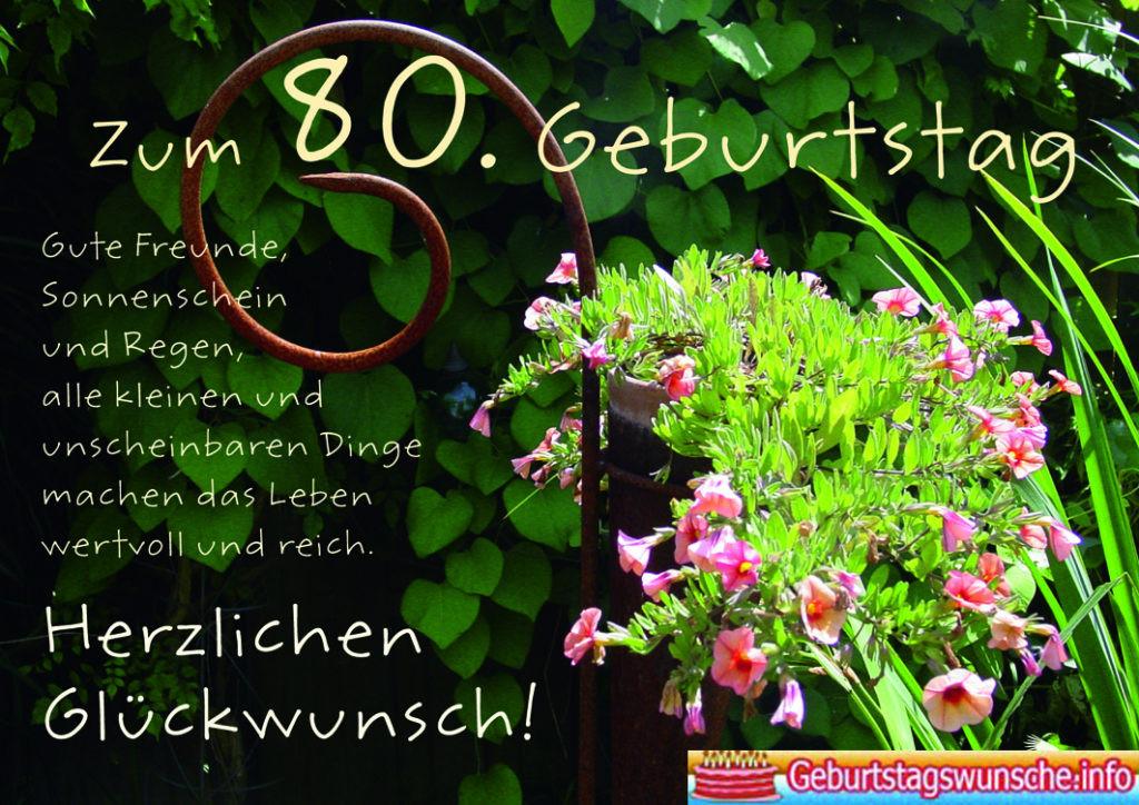 Geburtstagswünsche Zum 80 Geburtstag  glückwünsche zum 80 geburtstag droitshumainsfo