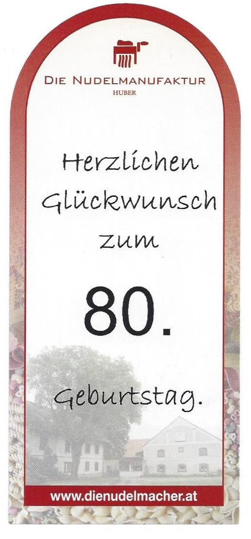 Geburtstagswünsche Zum 80 Geburtstag  Sonder Etikett zum 80 Geburtstag