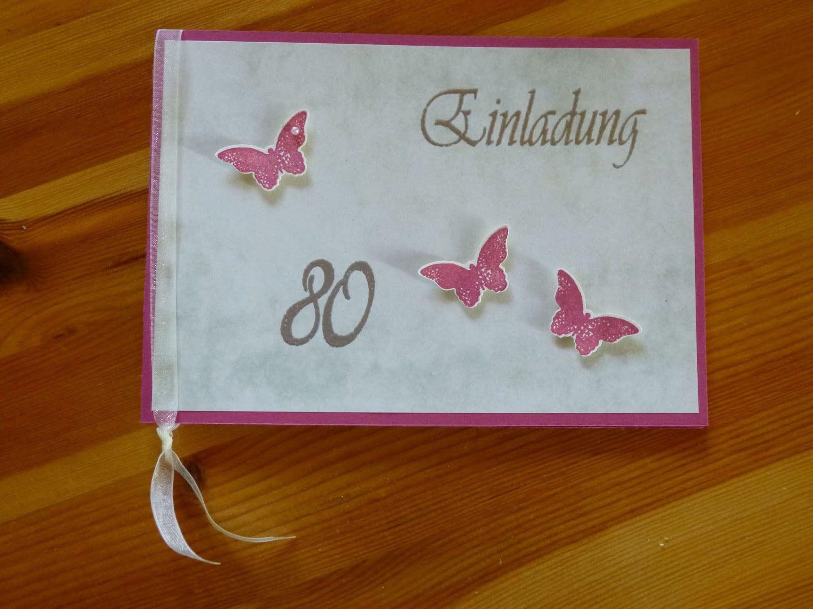 Geburtstagswünsche Zum 80 Geburtstag  Einladung Zum 80 Geburtstag Einladung Zum 80 Geburtstag